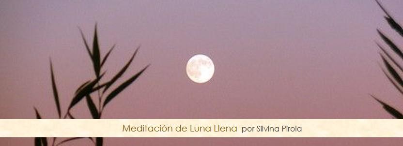 Guía de Meditación de Luna Llena