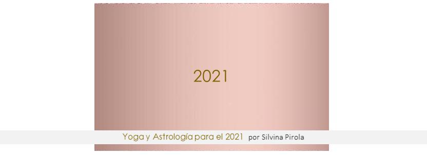 Recursos de Yoga y Astrología para el 2021